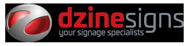 Dzine Signs